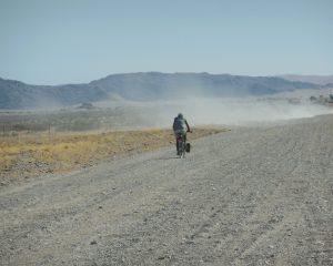 Fahrradtour Windhoek - Swakopmund