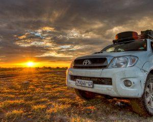 Namibia und Botswana: Mietwagen - Selbstfahrer - Tipps