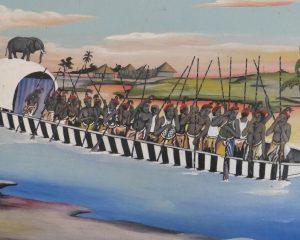 Zambia: Kuomboka - Eine eindrucksvolle, traditionelle Zeremonie im Westen Zambias