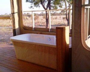 Zimbabwe: Ökologische Gastfreundschaft -  Elephant's Eye im Hwange Nationalpark ist eröffnet