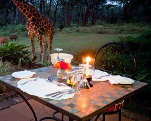 Kenia: Essen und Trinken