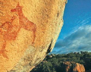 Simbabwe: Die Felszeichnungen im UNESCO-Welterbe Matobo Hills