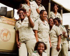 Botswana: Chobe Game Lodge beschäftigt nur Frauen als Safariguides