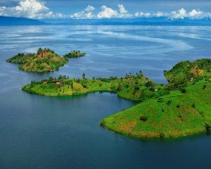Ruanda: Nur eine Stunde entfernt von den Gorillas - Entspannen am Lake Kivu