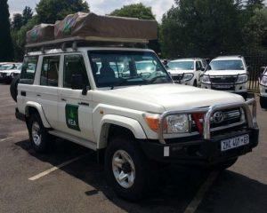 Südafrika: Verhalten bei Polizeikontrollen während einer Mietwagenreise