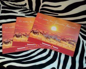Iwanowski's Afrika-Katalog 2018 ist erschienen