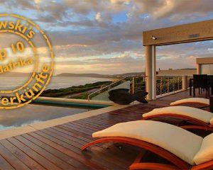 Iwanowski's Top 10 – Mittelpreisige Unterkünfte in Südafrika