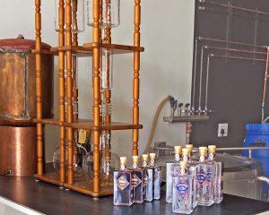 Geheimtipp in Swakopmund: Gin Tasting in der Stillhouse Distillery