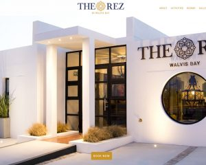 Namibia: The Rez in Walvis Bay – Luxuriöses Gästehaus an der Pelican Lagoon