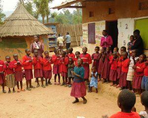 Kerry West Orphanage Project in Uganda – Bildung für eine bessere Zukunft