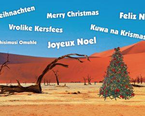 Wie wird in Afrika Weihnachten gefeiert?