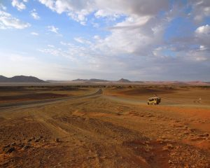 Namibia Kompakt oder sechs Leute und ein Abenteuer