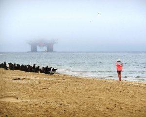 Von spielenden Robben und singendem Sand – Ein besonderer Tag in Walvis Bay