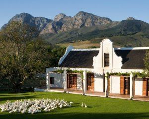 Willkommen bei Babylonstoren in Südafrika