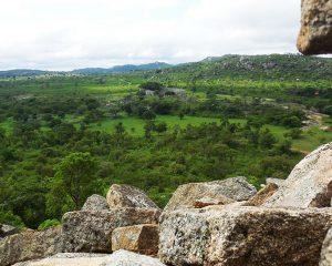 Great Zimbabwe oder wie das Land zu seinem Namen kam