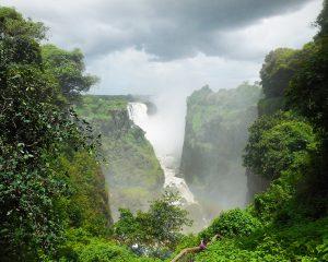 Wasser marsch oder der lange Weg nach Victoria Falls