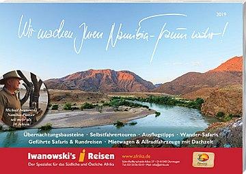 Namibia-Reisen Katalog 2019 class=