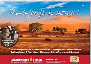 Namibia-Reisen Katalog 2020 class=