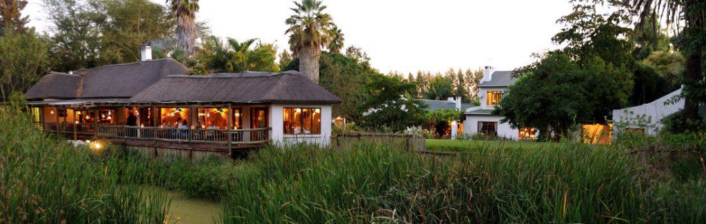 Südafrika Eastern Cape Addo Woodall Country House Abendstimmung Iwanowskis Reisen - afrika.de