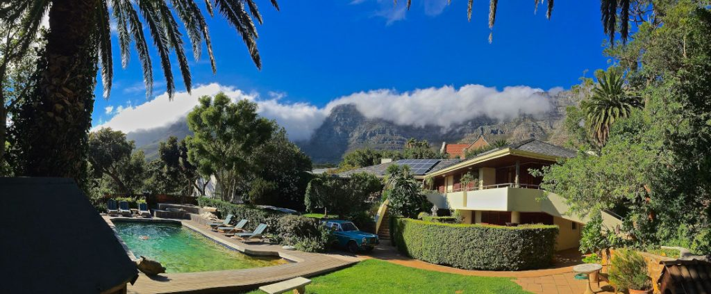 Südafrika Kapstadt Lezard Bleu Guesthouse Iwanowskis Reisen - afrika.de