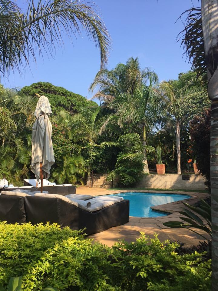Südafrika St. Lucia Lidiko Lodge Pool Iwanowskis Reisen - afrika.de