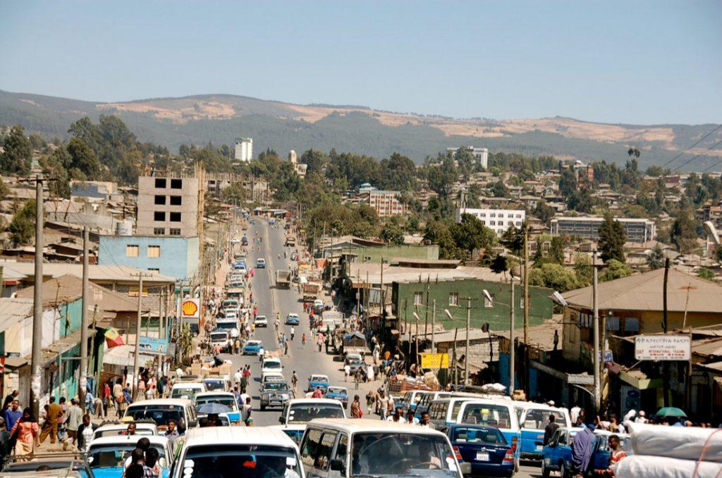 Äthiopien Addis Abeba Iwanowskis Reisen - afrika.de