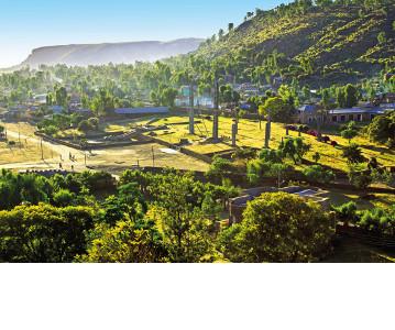 Äthiopien - Historische Route