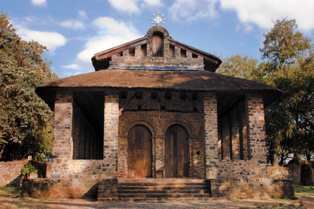 Äthiopien Gondar Debre Birhan Kirche Iwanowskis Reisen - afrika.de