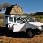 Camping-Rundreise Namibia