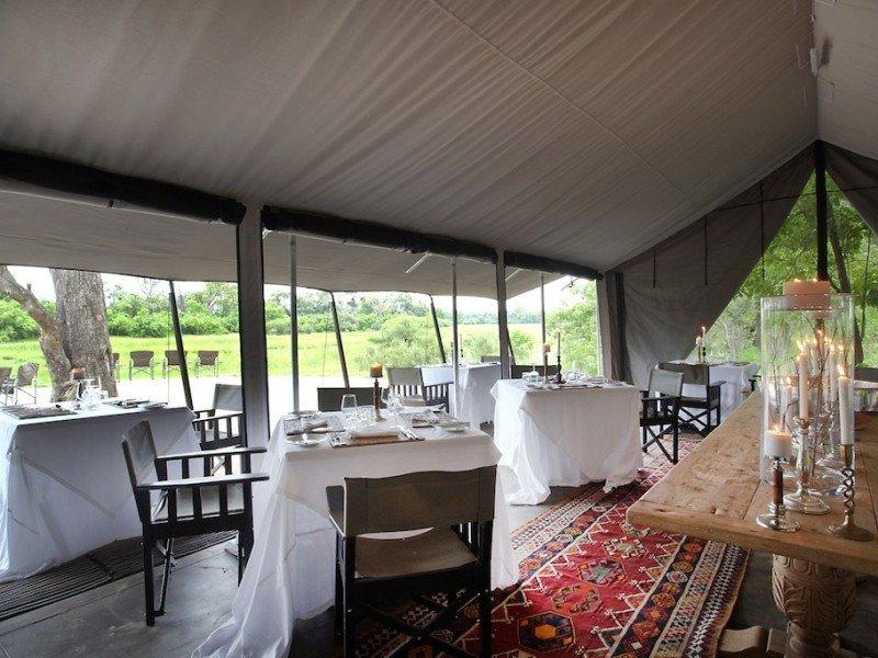 Botswana Khwai Konzession Machaba Camp Iwanowskis Reisen - afrika.de