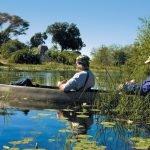 Botswana Okavango Delta Mokorofahrt Iwanowskis Reisen - afrika.de