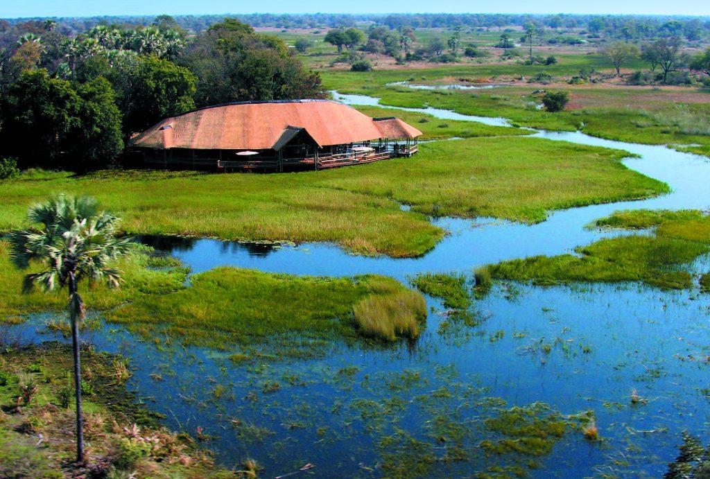 Botswana Okavango Delta Moremi Crossing Iwanowskis Reisen - afrika.de
