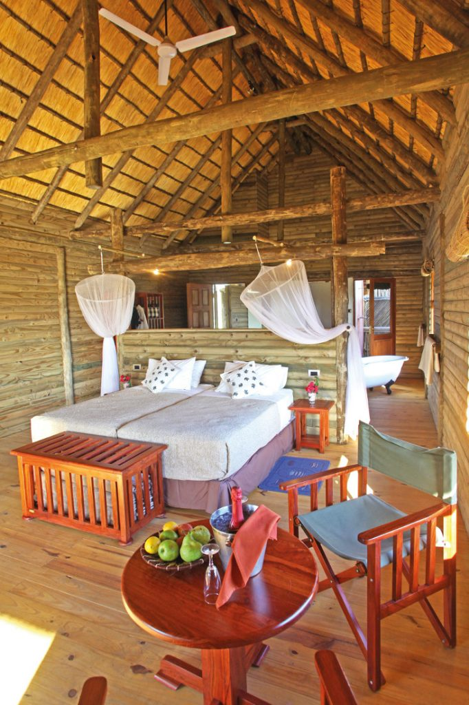 Botswana Nata Lodge Bushways Iwanowskis Reisen - afrika.de