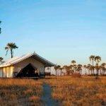 Botswana Makgadikgadi Salzpfannen San Camp Iwanowskis Reisen - afrika.de