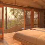 Botswana Okavango Delta Sandibe Safari Lodge Unterkunft Iwanowskis Reisen - afrika.de