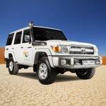 Britz SUV 4x2 4x4 Fahrzeuge Südafrika, Namibia und Botswana mieten bei Iwanowski's Reisen - afrika.de