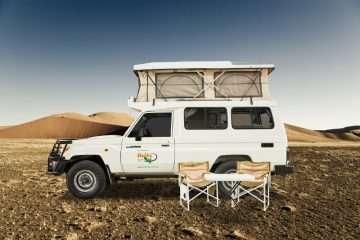 Britz 4x4 Fahrzeuge Südafrika, Namibia und Botswana mieten bei Iwanowski's Reisen - afrika.de