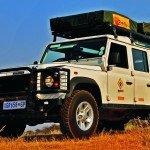 Bushlore 4x4 Fahrzeuge Südafrika, Namibia und Botswana mieten bei Iwanowski's Reisen - afrika.de