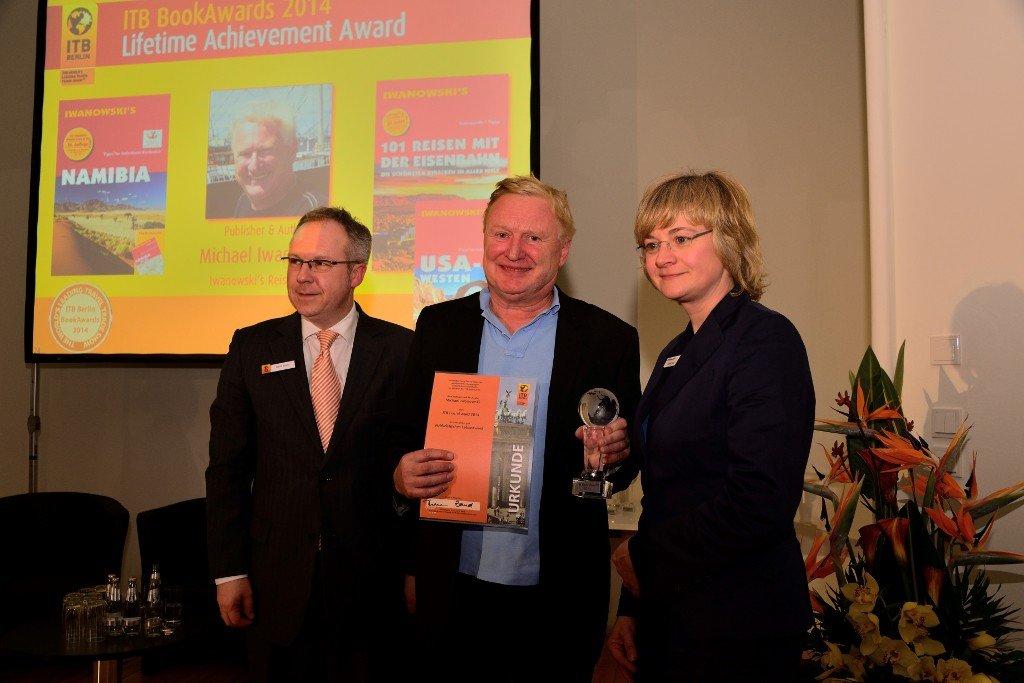 ITB Award Preisverleihung 2014