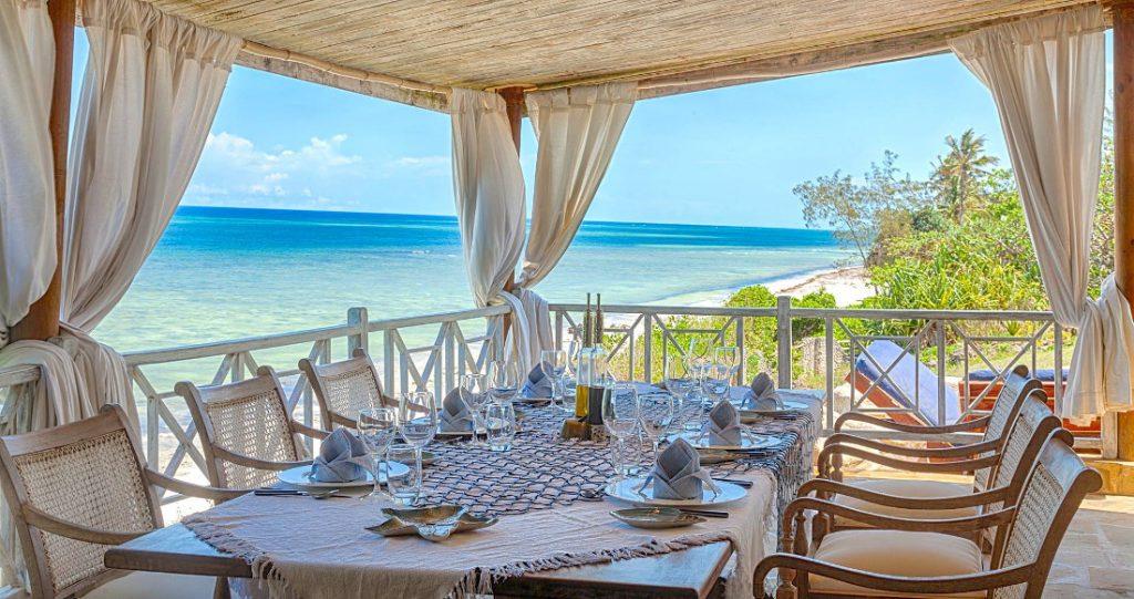 Kenia Diani Beach Alfajiri Villas Strand Iwanowskis Reisen - afrika.de