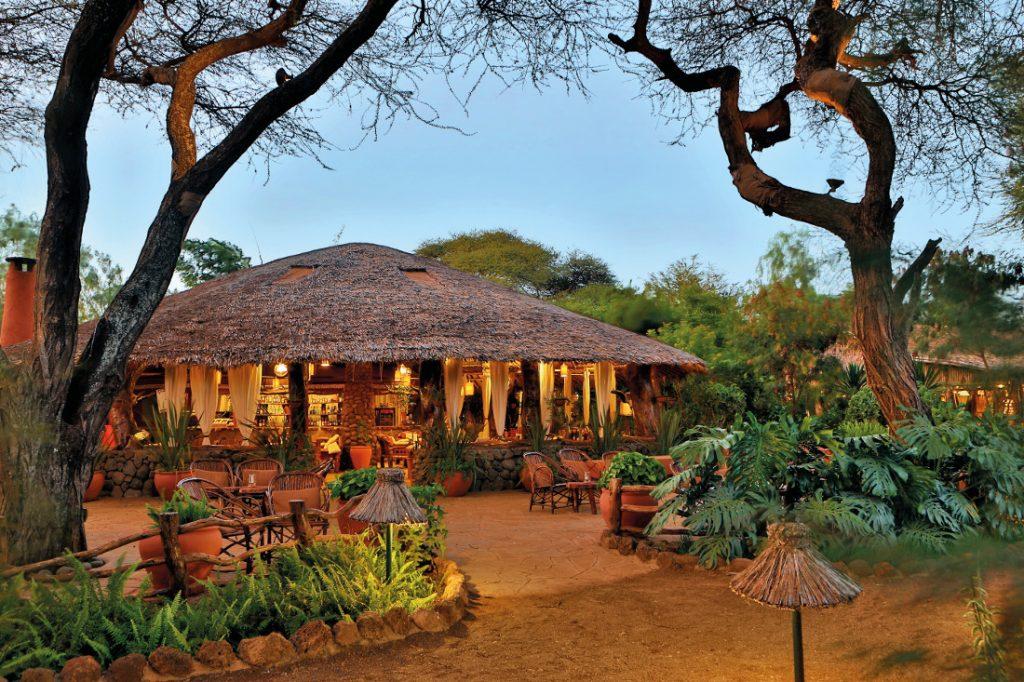 Kenia Amboseli National Park Kibo Safari Camp Iwanowskis Reisen - afrika.de