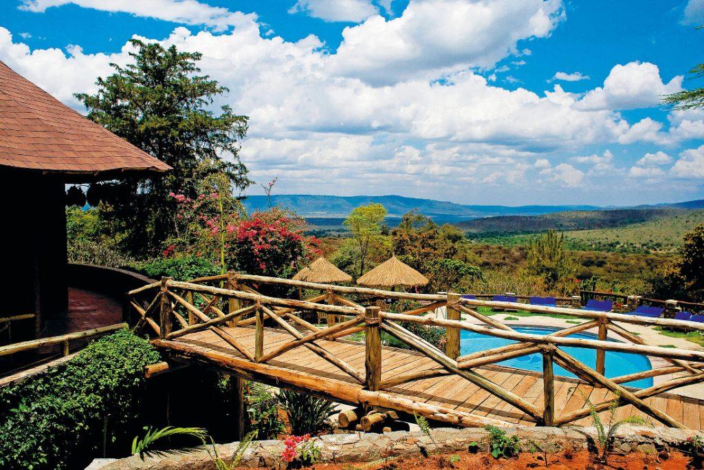 Kenia Masai Mara National Park Mara Sopa Lodge Iwanowskis Reisen - afrika.de