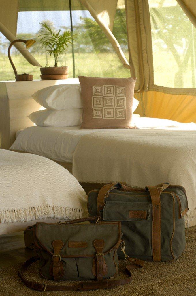 Kenia Ol Pejeta Conservancy Kicheche Bush Camp Zeltunterkunft Iwanowski's Reisen - afrika.de