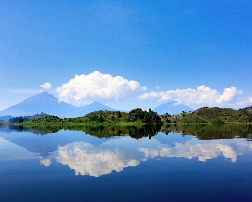 Uganda Lake Mutanda Iwanowskis Reisen