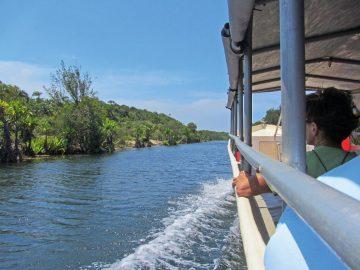 Madagaskar Rundreise Pangalanes Kanal Bootsfahrt Iwanowskis - afrika.de