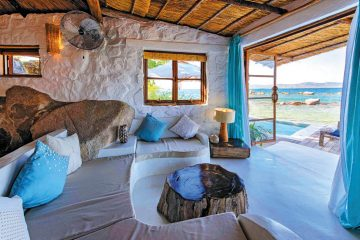 Malawi Kaya Mawa Lodge Lounge Iwanowskis Reisen - afrika.de