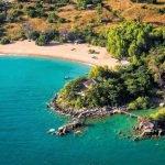 Malawi Kaya Mawa Lodge Luftaufnahme Iwanowskis Reisen - afrika.de