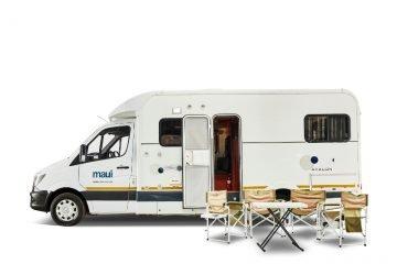 MAUI Camper Südafrika mieten bei Iwanowski's Reisen - afrika.de