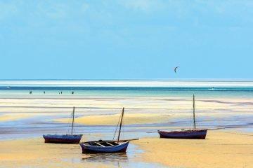 Mosambik Vilanculos Bahia Mar Boutique Hotel Vilanculos Strand Iwanowskis Reisen - afrika.de