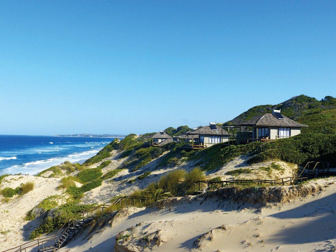 Mosambik Inhambane Blue Footprints Eco Lodge Iwanowskis Reisen - afrika.de